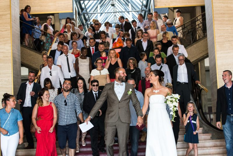 Photo Mariage Elodie Et Mickael