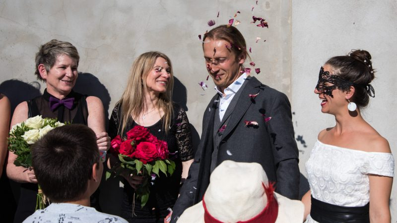 Photo Mariage Marie-Amande Et David