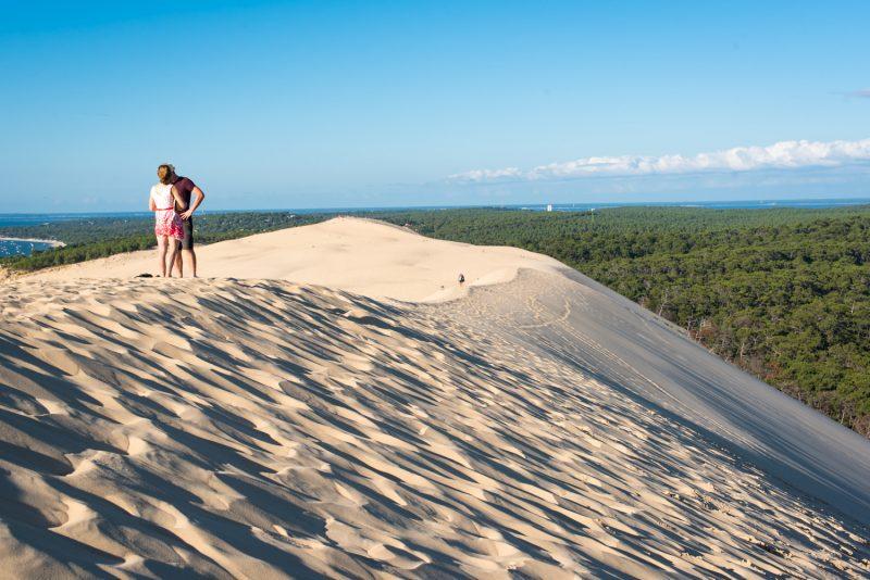 Vacances En Amoureux Sur La Dune Du Pilat