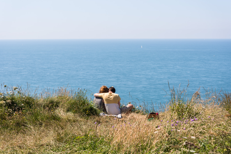 Vacances en amoureux en normandie