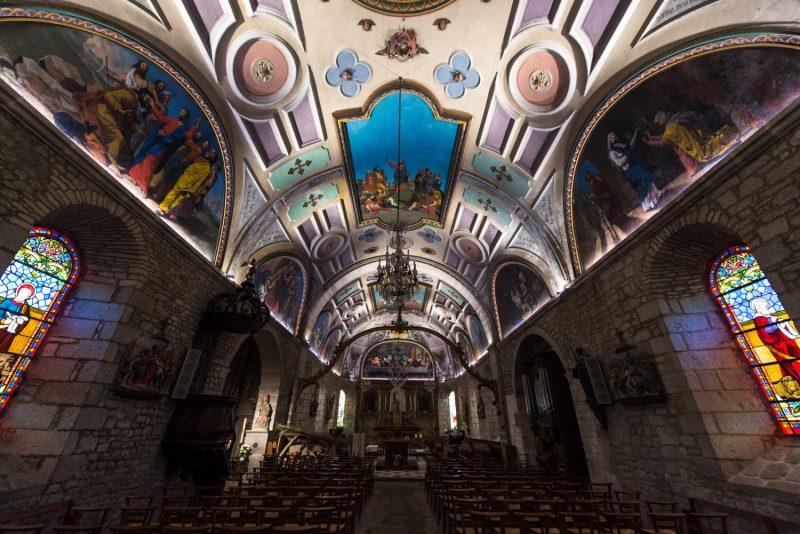 Église Saint-Nicolas à Barfleur