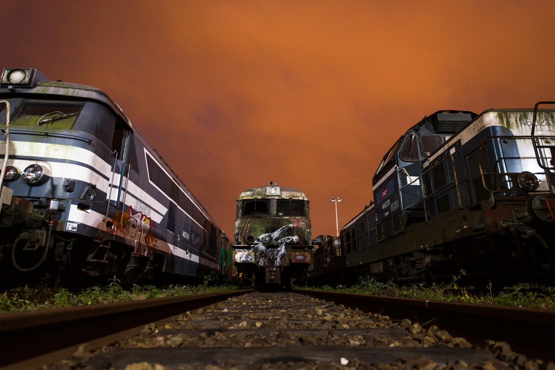 Cimetière De Trains – Sotteville-Lès-Rouens