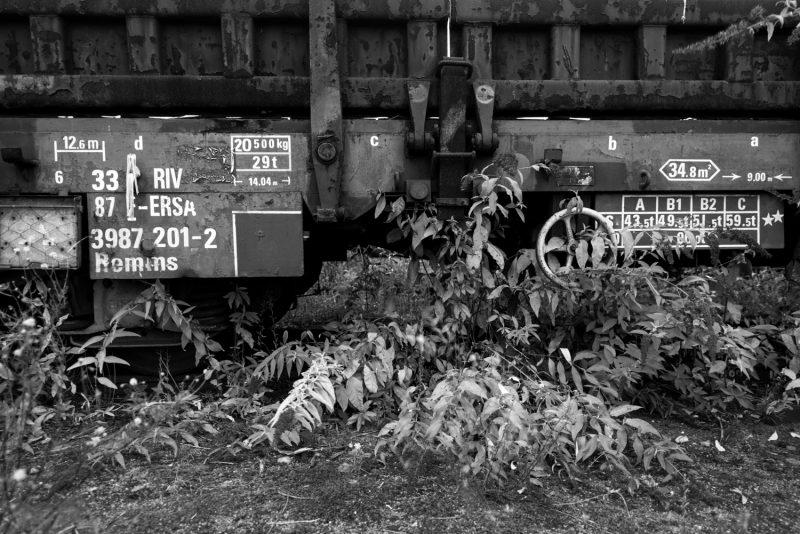 Les Locomotives Du Cimetière De Trains De Sotteville-Lès-Rouen