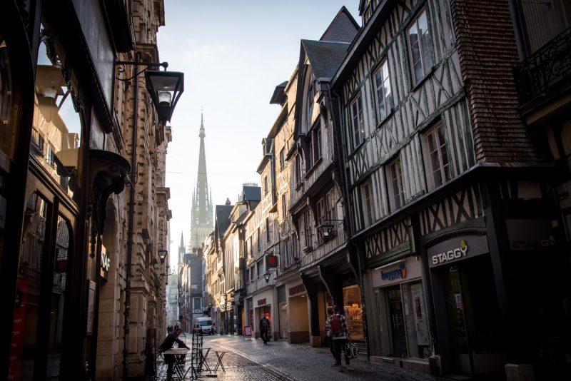 Villes Et Vieilles Pierres