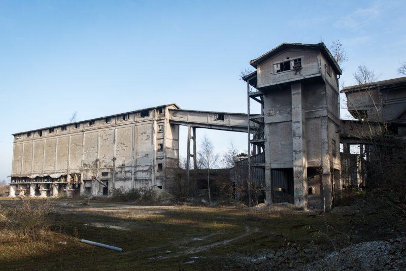 Cimenterie Vicat - Nord-Pas-De-Calais