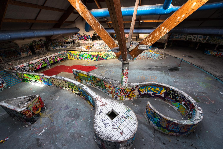 Centre Aquatique Abandonné – Piscine Océade à Rouen