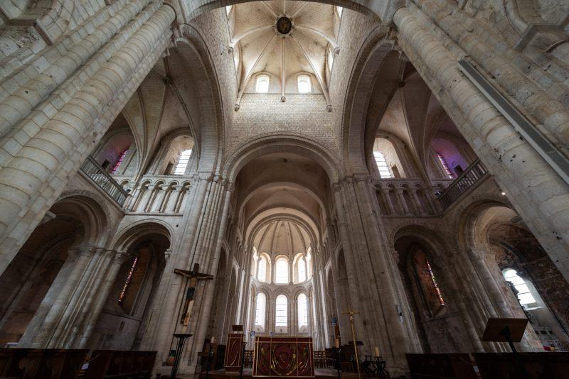 Nefs De France - Abbaye Saint-Georges De Boscherville