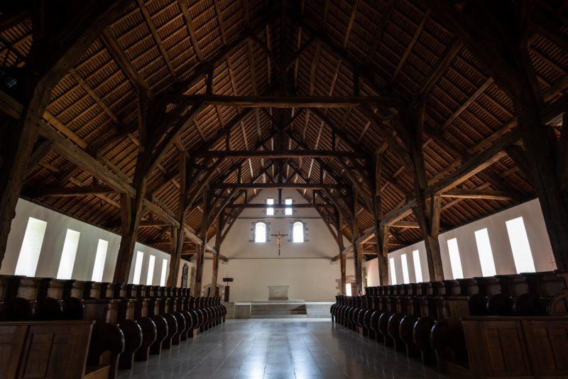 Nefs De France - Abbaye Saint Wandrille
