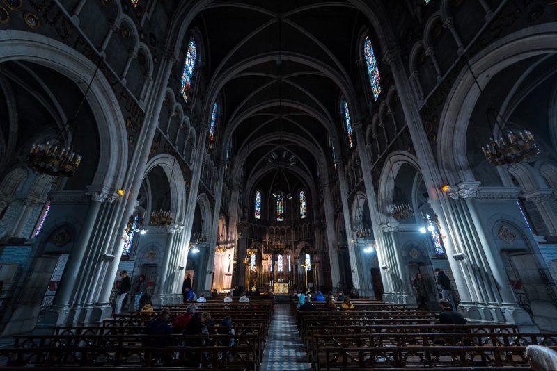 Nefs De France - Basilique Notre-Dame-du-Rosaire De Lourdes