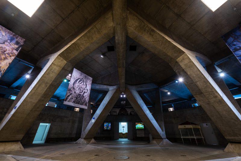Nefs De France - Basilique Saint Pie X De Lourdes