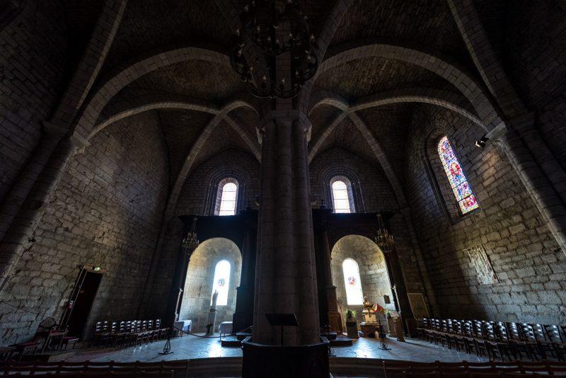 Nefs De France - Basilique Saint-Sauveur De Rocamadour