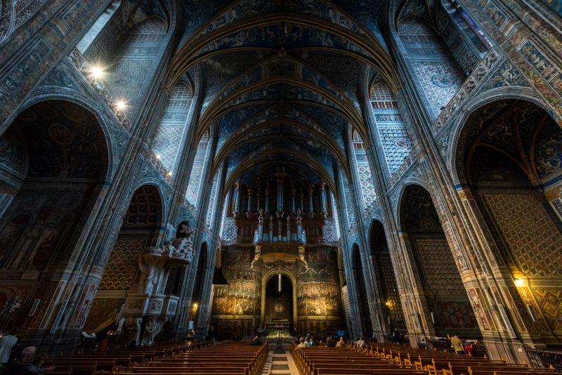 Nefs De France - Cathedrale Sainte-Cécile D'Albi