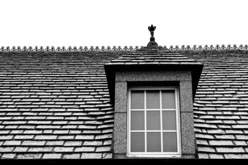 Détail De Maison Normande, Barfleur