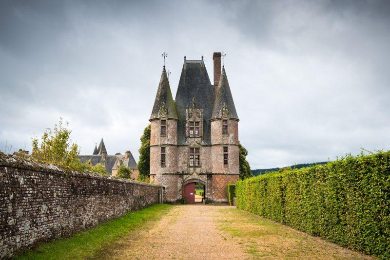Les Portes Du Château De Carrouges