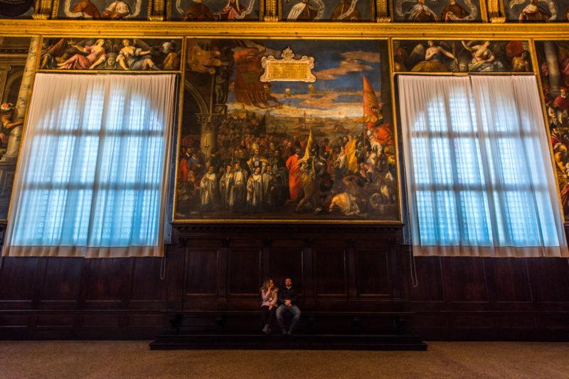 Vacances En Amoureux - Venise