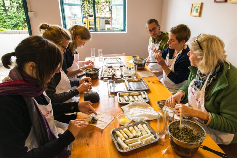 Ecole De Cuisine Chine
