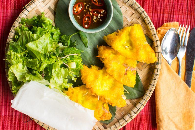 Banh Xeo Restaurant Vietnam