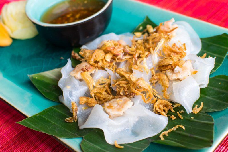 Banh Bao Vac Restaurant Vietnam