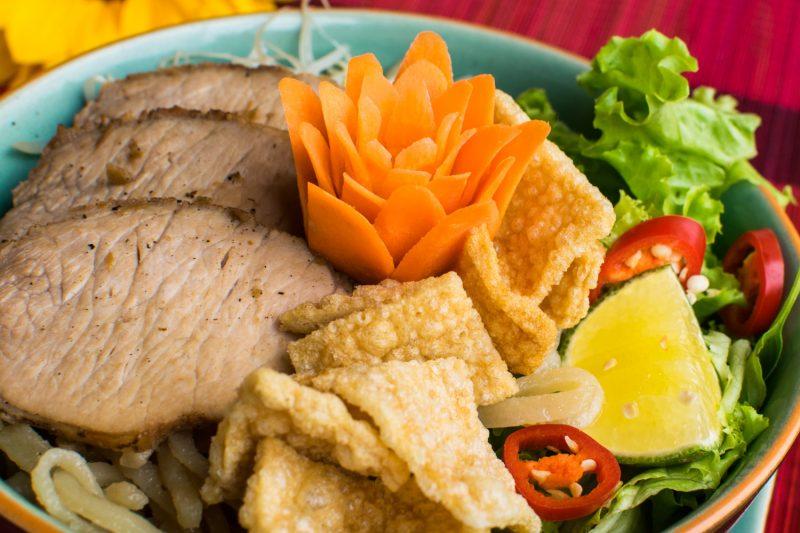 Cao Lau Restaurant Vietnam