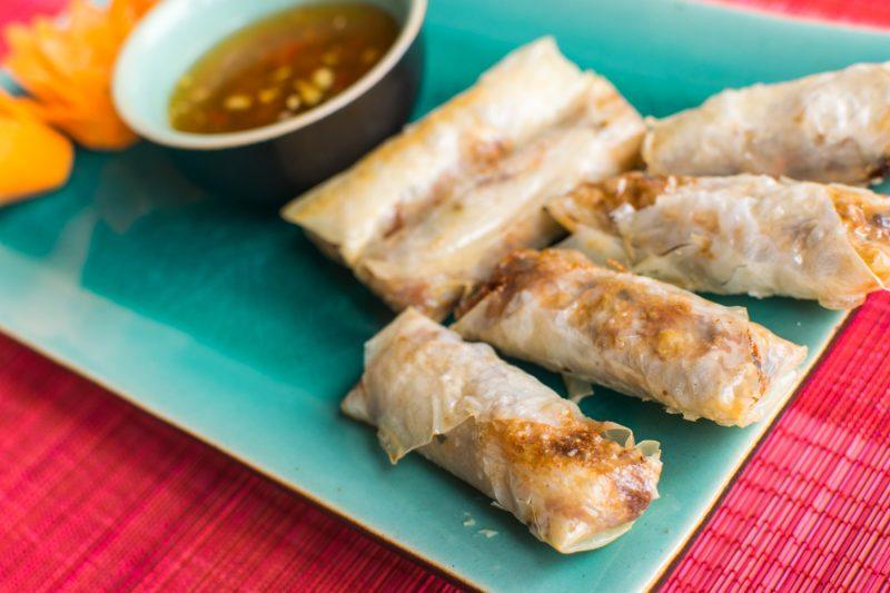 Cha Gio Chien Restaurant Vietnam