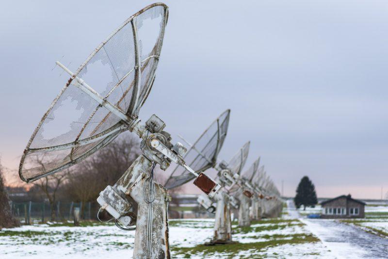 Urbex - Station Radar Et Antennes Abandonnées En Belgique