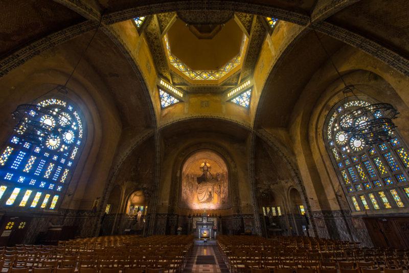 Eglise Saint Julien De Domfront