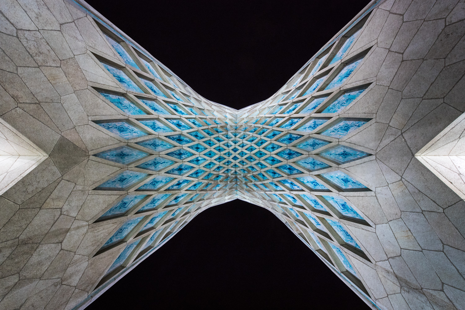 Structures - Azadi Tower