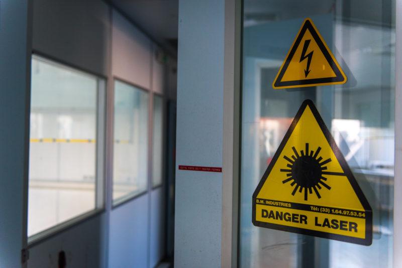 Urbex - Thales : Centre De Recherche Et Développement En Technologies Laser Et Optiques