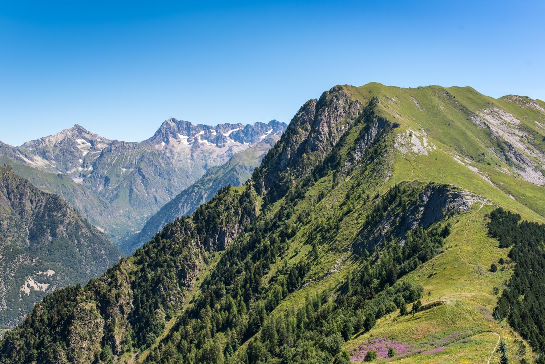 Parc des Ecrins - Sommet du Gargas - Alpes