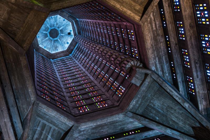 Structures - Eglise Saint-Joseph Du Havre