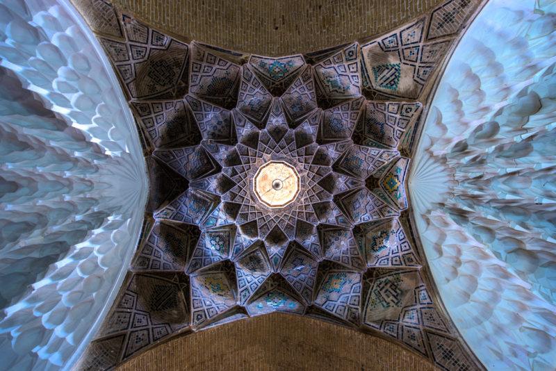 Structures - Bazar De Kerman, Iran
