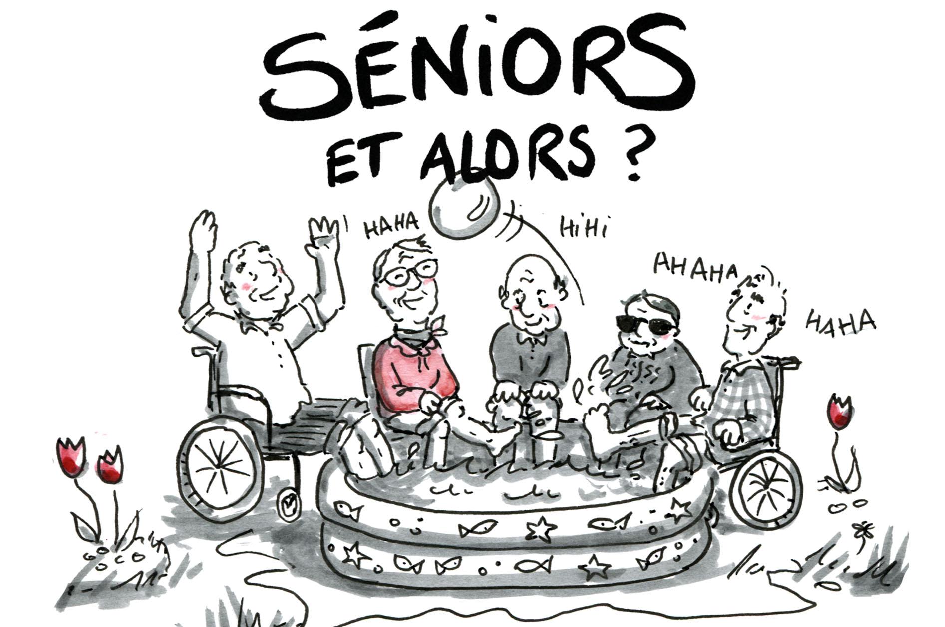 Seniors, et alors ?