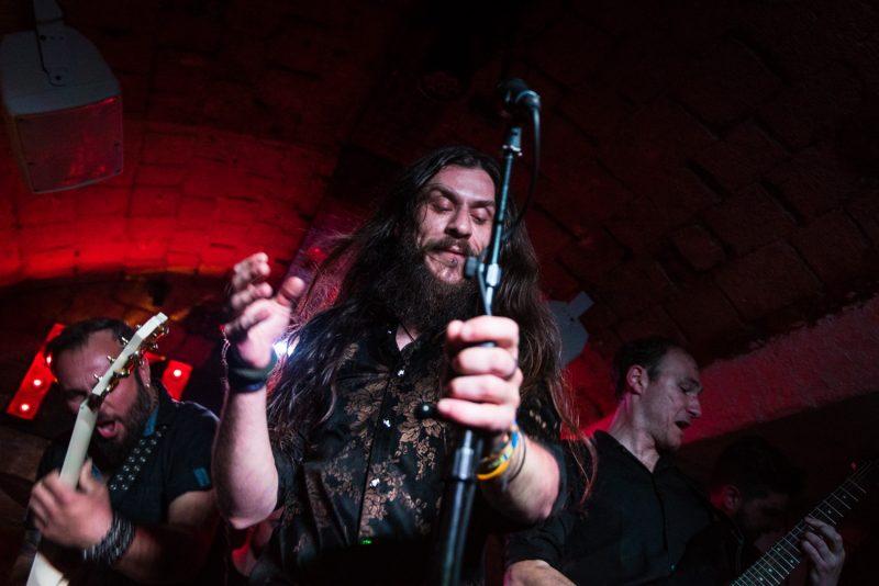 Hail Spirit Noir - Le Klub - Paris