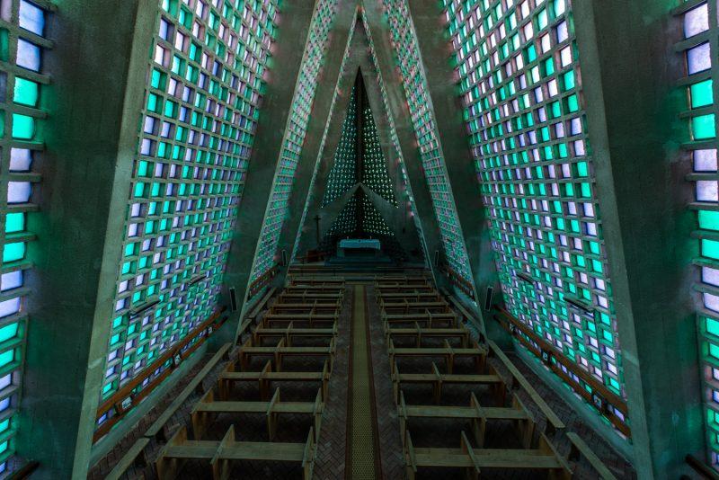 Urbex - Eglise Star Trek