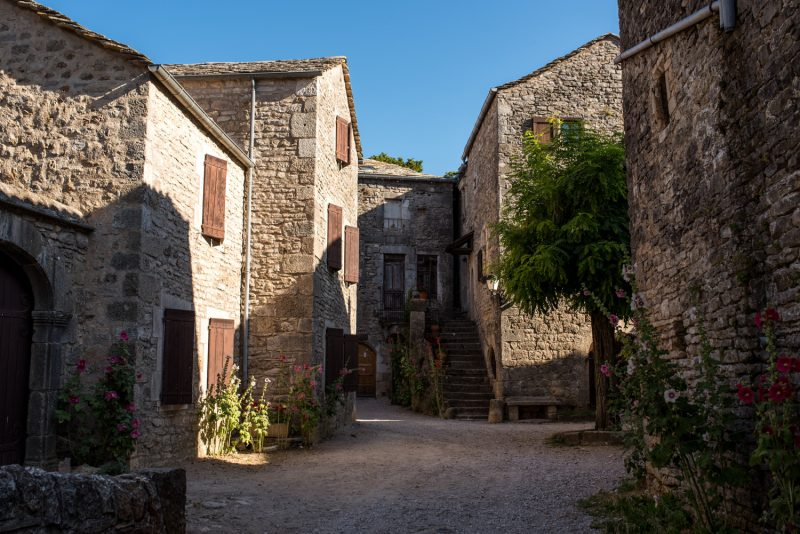 La Couvertoirade, Larzac, France