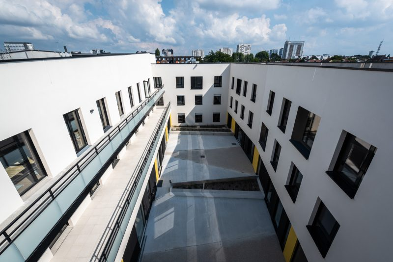Bouygues Construction - Résidence Les Colibris - Le Havre