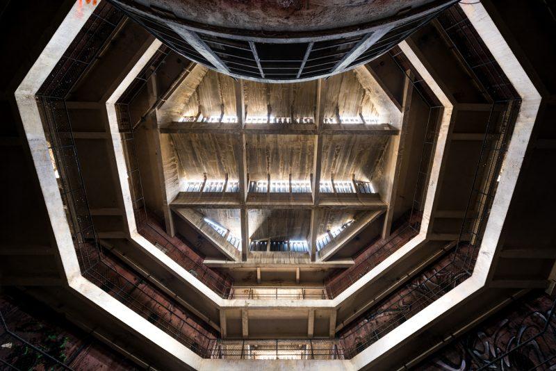 Structures - Urbex - Chai à Vin De Rouen