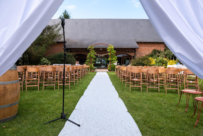 Lieu de réception mariage - Photographes mariage Normandie, Rouen - M. et Mme Shoes