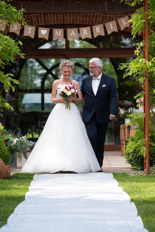 Cérémonie laïque - Photographes mariage Normandie, Rouen - M. et Mme Shoes