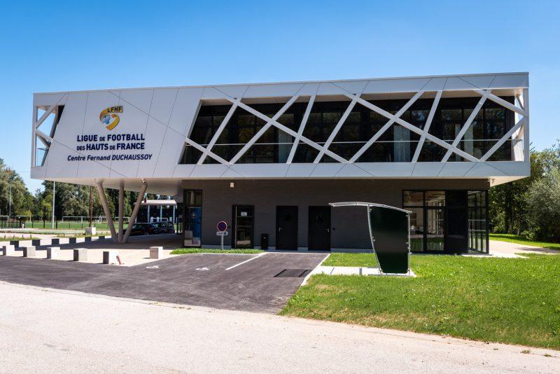 Centre De Formation De La League De Football Des Haut-de-France - Bouygues Bâtiment - Monsieur Et Madame Shoes